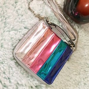 Wild Fable Multicolor Purse and Wallet.